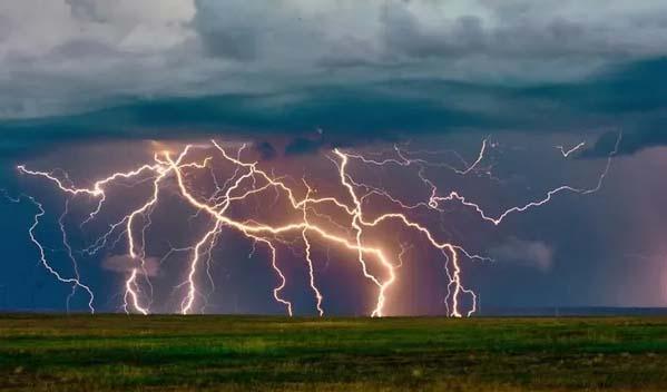 Lightning, Severe Weather & Thunderstorm Alerts